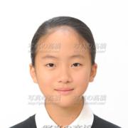 東京,中学受験写真,女子髪型,服装