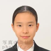東京,中学高校受験写真服装,髪型