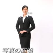 就活写真東京, 全身,スーツ