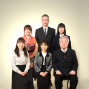 成人式写真,,家族写真は小岩写真スタジオ