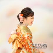 成人式写真,江戸川区写真館