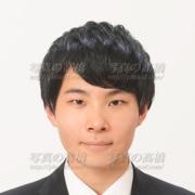 就職活動写真 髪型 前髪