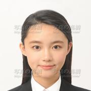 就職活動写真髪型おすすめ452