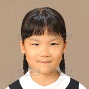 小学校受験写真,髪型,服装見本