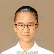 中学受験写真髪型